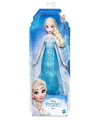 Obrázek Frozen Panenka Elsa