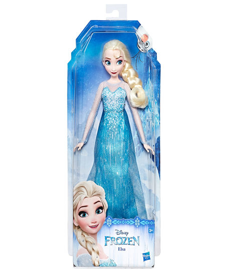 Obrázek z Frozen Panenka Elsa