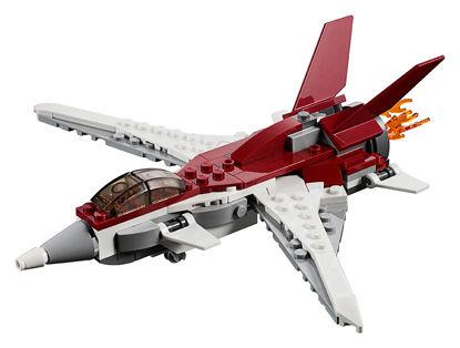 Obrázek LEGO Creator 31086 Futuristický letoun