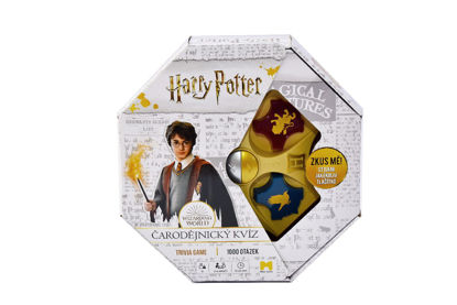 Obrázek Hra Harry Potter - kouzelnický kvíz