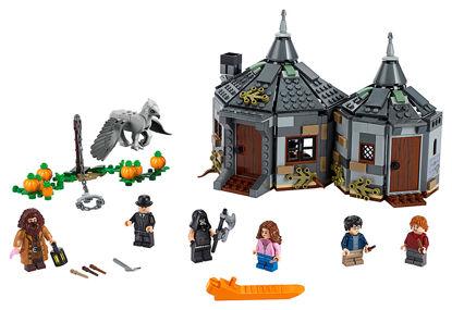 Obrázek LEGO Harry Potter 75947 Hagridova bouda: Záchrana Klofana