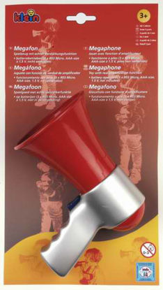 Obrázek Hasičský dětský megafon