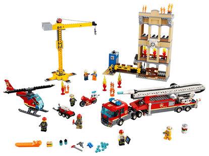 Obrázek LEGO City 60216 Hasiči v centru města