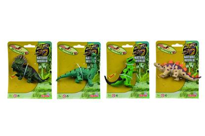 Obrázek Gumový strečový dinosaurus