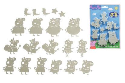 Obrázek Svítící figurky Peppa Pig 20 ks