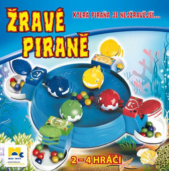 Obrázek z Žravé piraně
