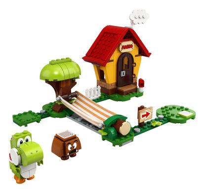 Obrázek LEGO SUPER MARIO 71367 Mariův dům a Yoshi – rozšiřující set