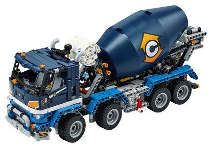 Obrázek LEGO Technic 42112 Náklaďák s míchačkou na beton