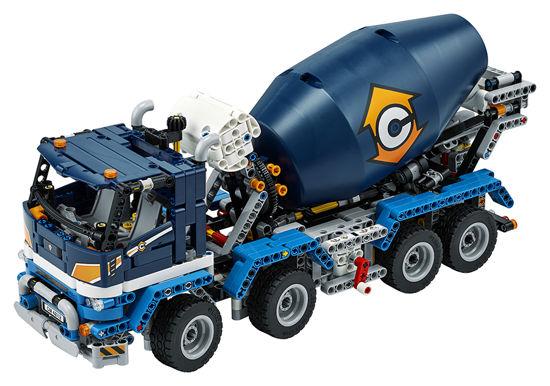 Obrázek z LEGO Technic 42112 Náklaďák s míchačkou na beton