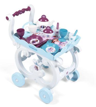 Obrázek FROZEN Ledové království 2 Servírovací vozík XL