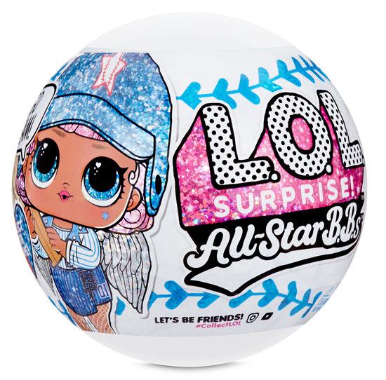 Obrázek z L.O.L. Surprise! Sportovní hvězdy, Sidekick