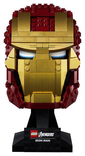 Obrázek z LEGO Super Heroes 76165 Iron Manova helma