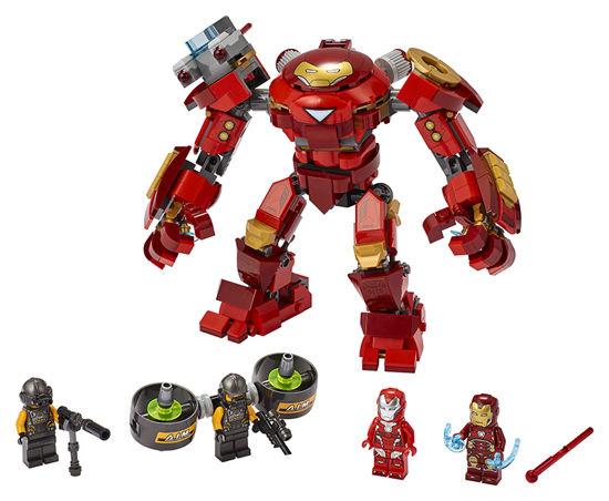 Obrázek z LEGO Super Heroes 76164 Iron Man Hulkbuster proti agentovi A.I.M.