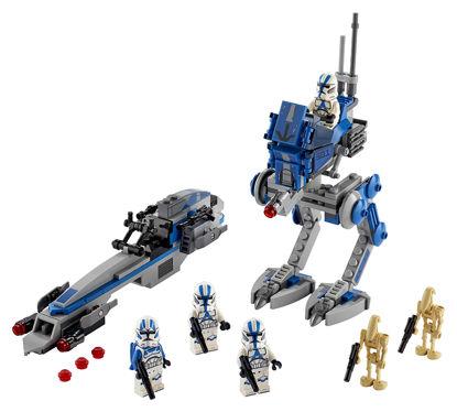 Obrázek LEGO Star Wars 75280 Klonoví vojáci z501.legie