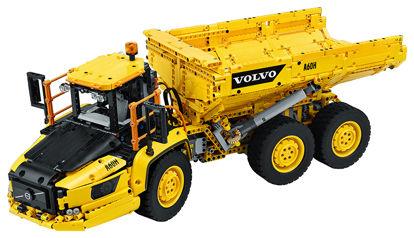 Obrázek LEGO Technic 42114 Kloubový dampr Volvo 6x6