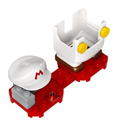 Obrázek LEGO SUPER MARIO 71370 Obleček ohně – vylepšení pro Maria