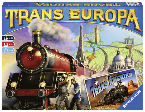 Obrázek z Hra Trans Europa