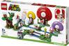 Obrázek z LEGO SUPER MARIO 71368 Toadův lov pokladů – rozšiřující set