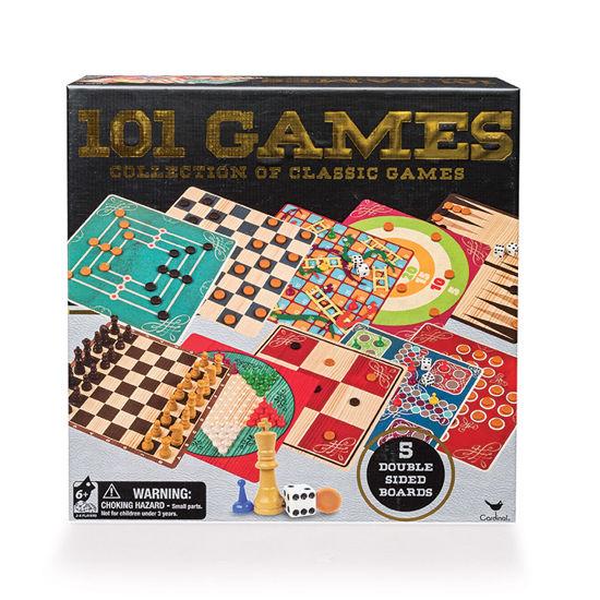 Obrázek z 101 KLASICKÝCH deskových her