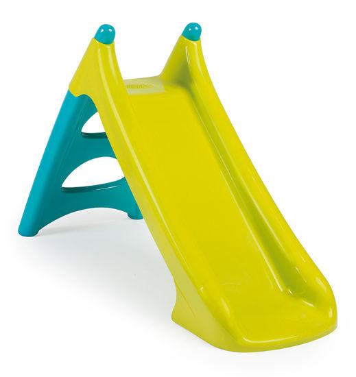 Obrázek z Skluzavka XS 90 cm zeleno-modrá