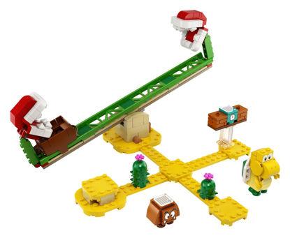 Obrázek LEGO SUPER MARIO 71365 Závodiště s piraněmi - rozšířující set