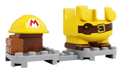 Obrázek LEGO SUPER MARIO 71373 Obleček stavitele – vylepšení pro Maria
