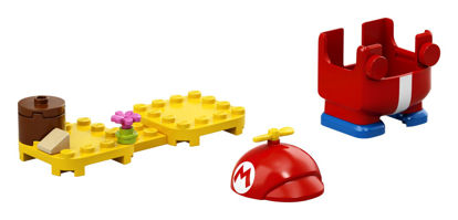Obrázek LEGO SUPER MARIO 71371 Obleček s vrtulí – vylepšení pro Maria