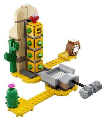 Obrázek LEGO SUPER MARIO 71363 Pouštní Pokey – rozšířující set