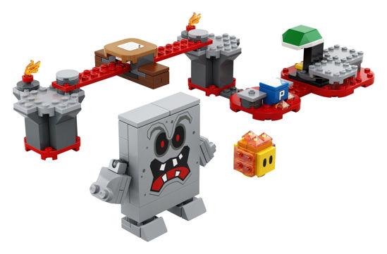 Obrázek z LEGO SUPER MARIO 71364 Potíže v pevnosti Whompů – rozšířující set
