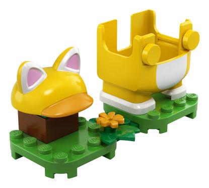 Obrázek LEGO SUPER MARIO 71372 Obleček kocoura – vylepšení pro Maria