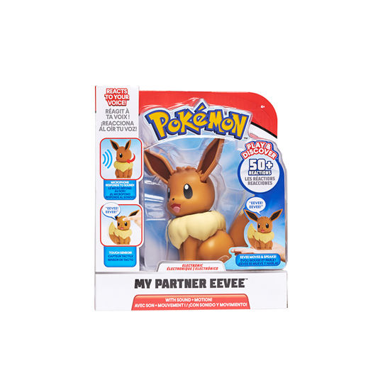 Obrázek z Pokémon figurka Deluxe - Eeve