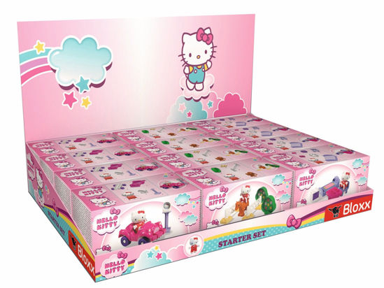 Obrázek z PlayBIG BLOXX Hello Kitty Starter set DP12