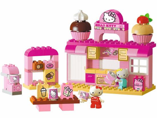 Obrázek z PlayBIG BLOXX Hello Kitty Pekárna