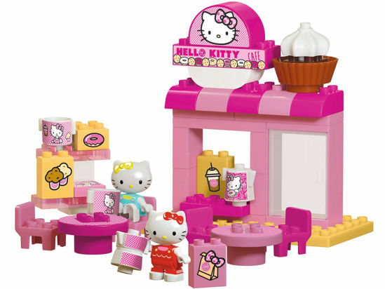 Obrázek z PlayBIG BLOXX Hello Kitty Kavárna