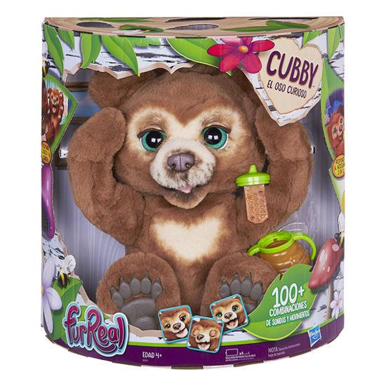 Obrázek z FurReal Blueberry medvěd