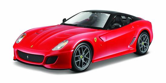 Obrázek z Bburago 1:24 Ferrari 599 GTO Red