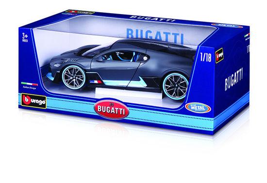 Obrázek z Bburago 1:18 TOP Bugatti Divo