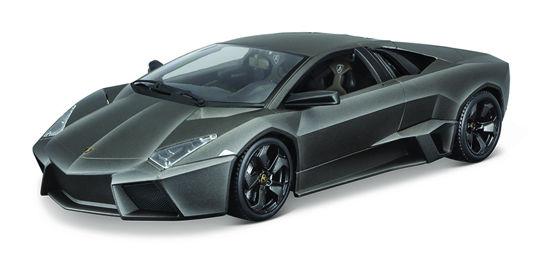 Obrázek z Bburago 1:18 Plus Lamborghini Reventón Metallic Grey