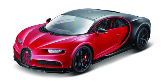 Obrázek z Bburago 1:18 Plus Bugatti Chiron Sport PLUS