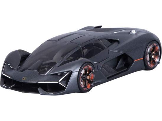 Obrázek z Bburago 1:24 Plus Lamborghini Terzo Millenio Grey