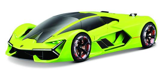 Obrázek z Bburago 1:24 Plus Lamborghini Terzo Millenio Green