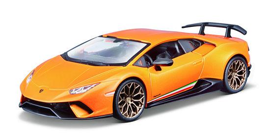 Obrázek z Bburago 1:24 Plus Lamborghini Huracan Performance Orange