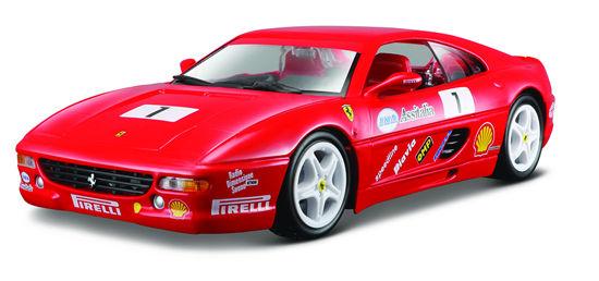 Obrázek z Bburago 1:24 Ferrari Racing F355 Challenge Red