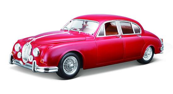 Obrázek z Bburago 1:18 Jaguar Mark 1959 Red
