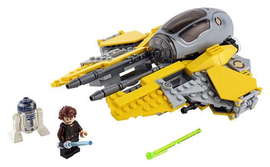 Obrázek z LEGO Star Wars 75281 Anakinova jediská stíhačka