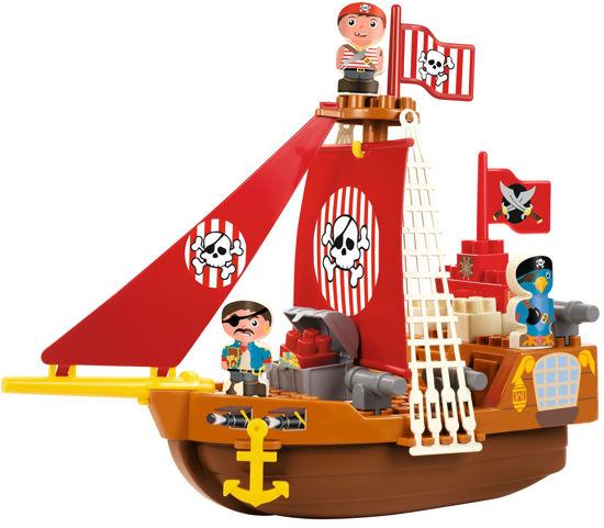 Obrázek z Abrick Pirátská loď