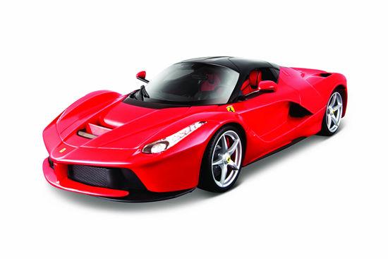 Obrázek z Bburago 1:18 Ferrari Signature series LaFerrari Red