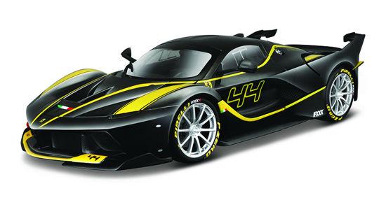 Obrázek z Bburago 1:18 Ferrari Signature series FXX K Black