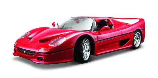Obrázek z Bburago 1:18 Ferrari F50 Red