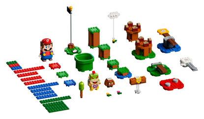 Obrázek LEGO SUPER MARIO 71360 Dobrodružství s Mariem – startovací set